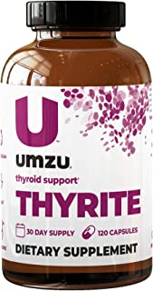Thyrite: Natural Thyroid Support for Better Conversion of T4 to T3
