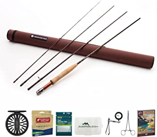 Redington Classic Trout Fly Rod & Zero Fly Reel Outfit