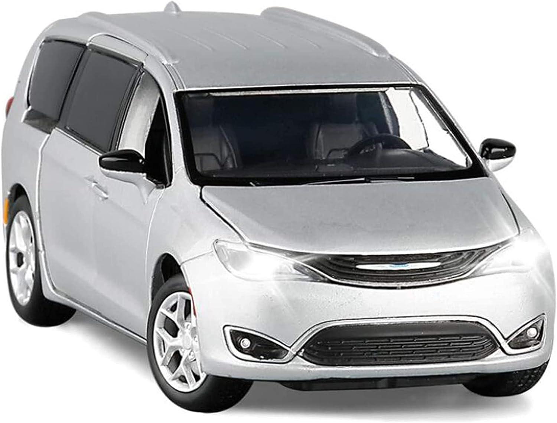 Sale PPJY Car Model Kit 1: 32 MPV S Light Ranking TOP8 Alloy Classic Sound