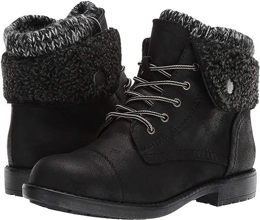Black Multi Fabric