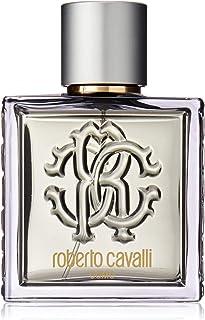 Roberto Cavalli Uomo Silver Essence Eau De Toilette Spray, 100 ml