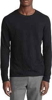 rag & bone Men's Tripp Crew Neck Sweater, Black