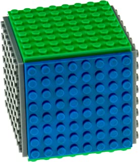 Strictly Briks Classic Mini Cube Building Set | Blocks and Bricks Compatible with All Major Brands | STEM Toys Set | 14 Pi...