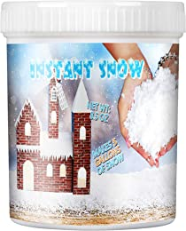 Best insta snow powders for slime