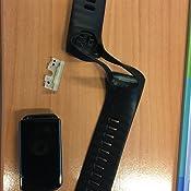 Polar Wechselarmband Wrist Strap A370 Schwarz M L 91064885 Sport Freizeit