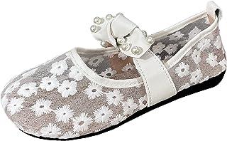 UULIKE Femme Basket Chaussure,Chaussures Toile Femme Confort Évider Perlé Dentelle Plates Chaussure Sneaker Basse Mocassin...
