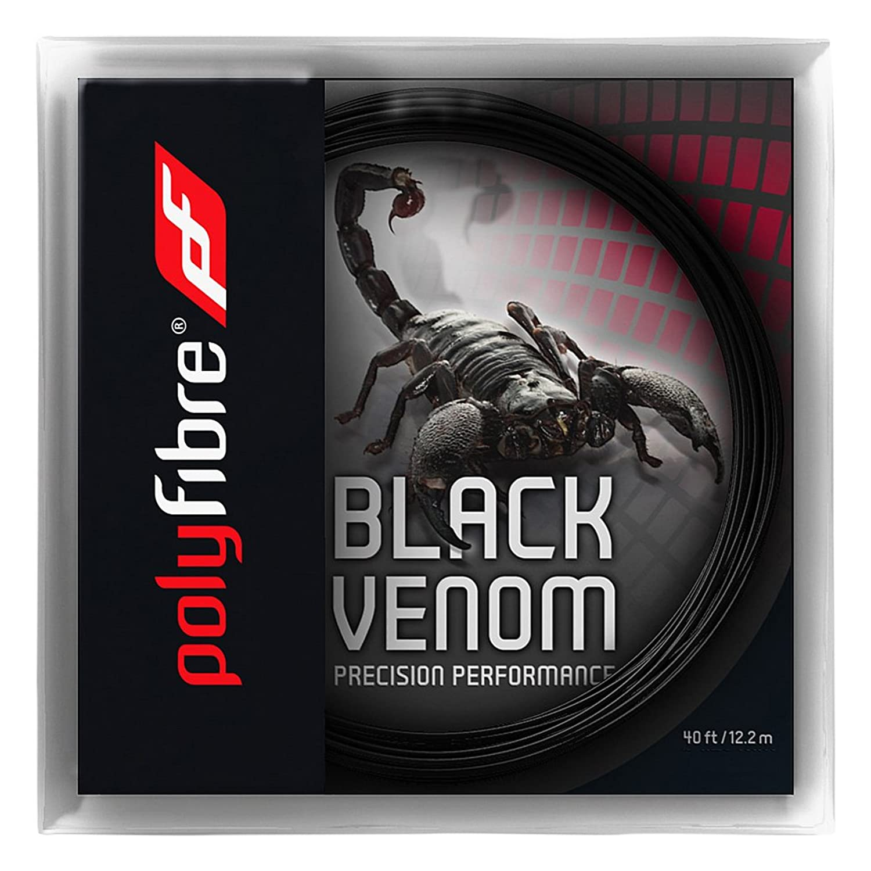 Polyfibre(ポリファイバー) Black Venom 115 PKJ-PF0590BK ブラック 115