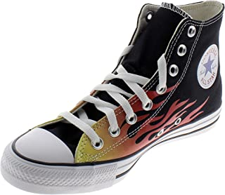 Converse 17130C Ctas Hi Black/Enamel Red/F