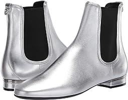 Silver/Argento/Nappa Silk Argento