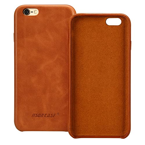 sports shoes 02080 e79b7 Leather iPhone 6s Case: Amazon.com