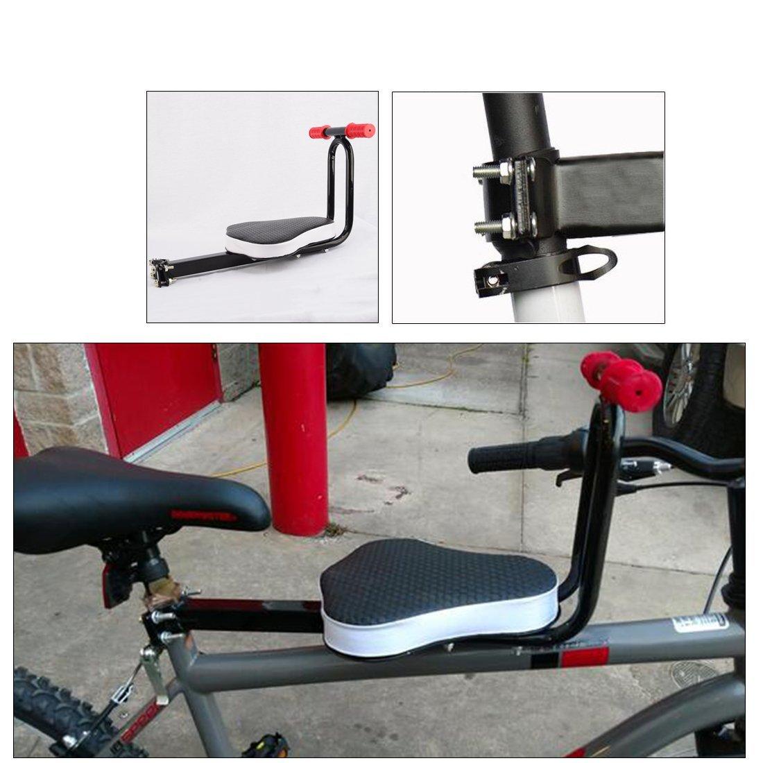 LYGID Silla Delantera Asiento de Bicicleta Infantil Sillas para ...