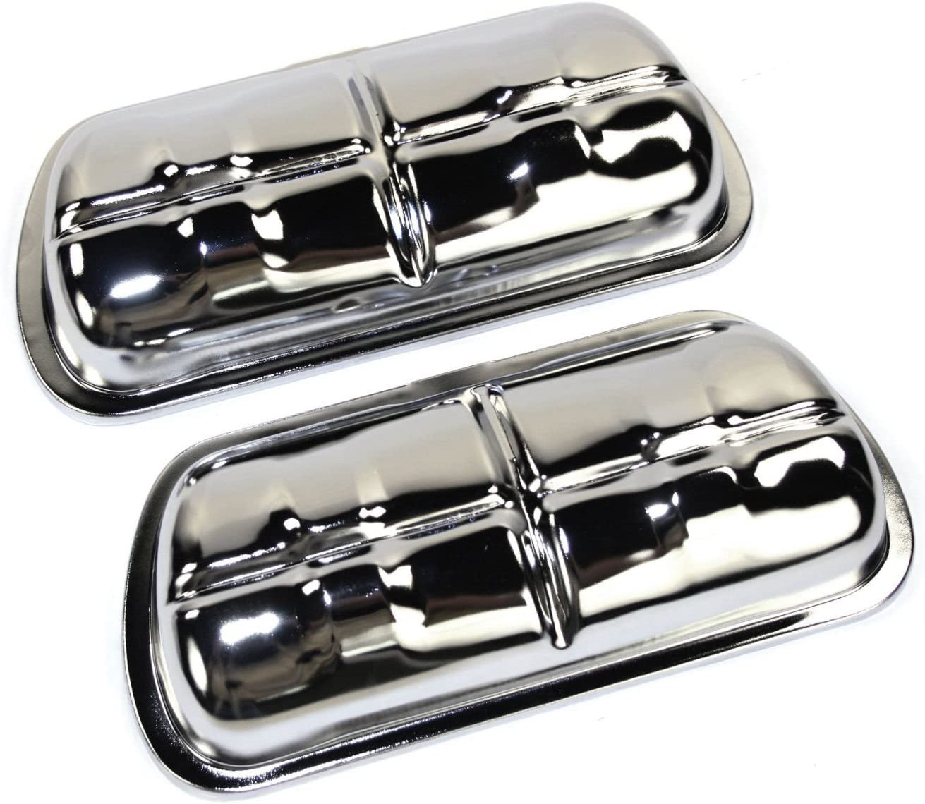 New Shipping Free Shipping Valve Sales Covers Chrome Clip On Fits VW wi Compatible Up 1500cc