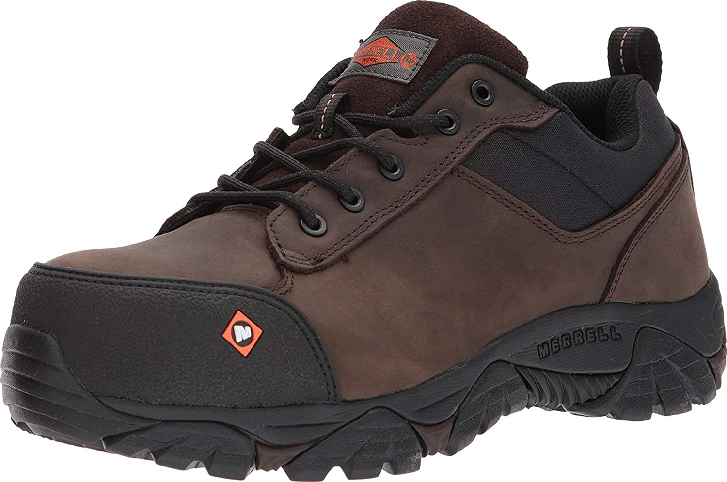 Merrell Work Moab Rover Lace CT