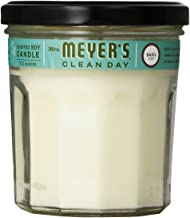 Mrs. Meyer's Soy Candle, Basil, 7.2 OZ