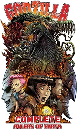 [Godzilla: Complete Rulers of Earth Volume 1] (By (artist) Jeff Zornow , By (artist) Matt Frank , By (author) Chris Mowry) [published: June, 2016]