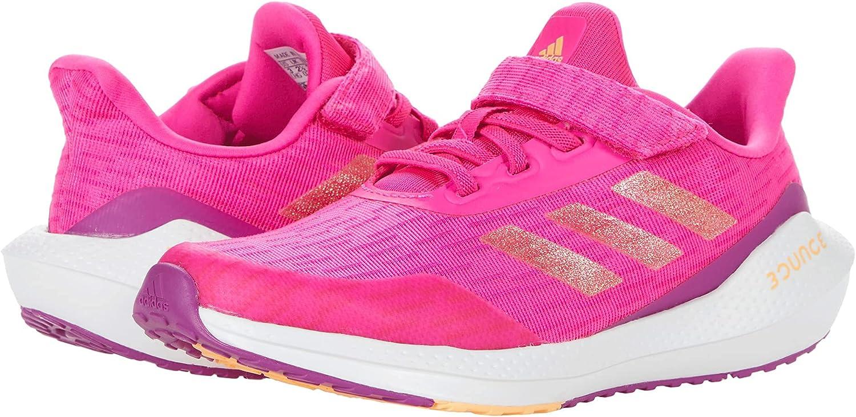 adidas Unisex-Child Eq21 Run Elastic Shoe