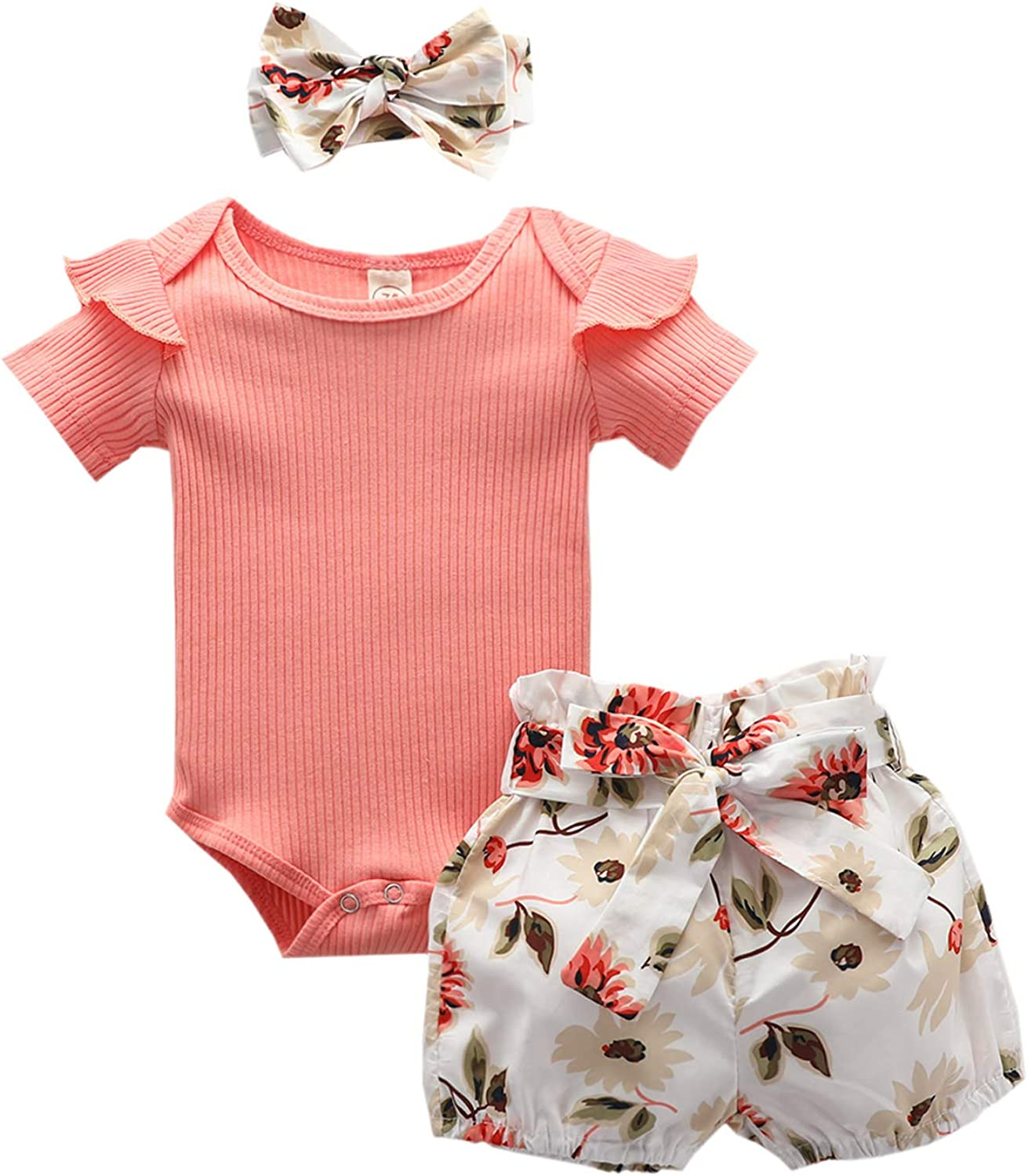 Bliweek Toddler Baby Girl Clothes Summer Reservation Max 76% OFF Cute Outfit