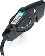 Dymo Office-Mate II Tapewriter for 3/8-Inch and 1/2-Inch Tapes, Plastic (DYM154000)