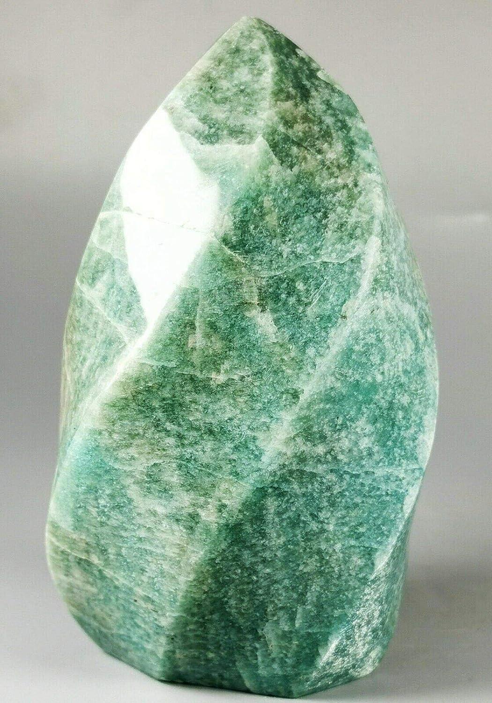 Beads Max 58% OFF Amazonite w Smoky Quartz Standup Druzy Max 76% OFF Polished Fl Crystal