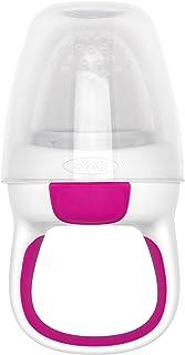 OXO Tot オクソートット スプーンで食べずに困っているママ向け じぶんで食べる練習 離乳食フィーダー ピンク FDOX61116800