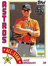 2019 Topps Series 2 1984 Topps All-Star #84AS-AB Alex Bregman