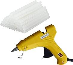 ApTechDeals APT-NY6040 Nylon 40 W Glue Gun/Glue Gun with 40 Glue Stick (440) (Multicolour)