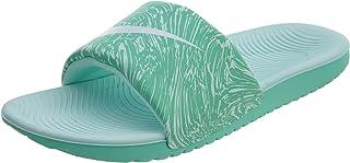 NIKE Kids' Kawa Slide (GS/PS) Print Athletic Sandal