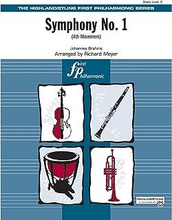 Symphony No. 1 (4th Movement ) - By Johannes Brahms / arr. Richard Meyer