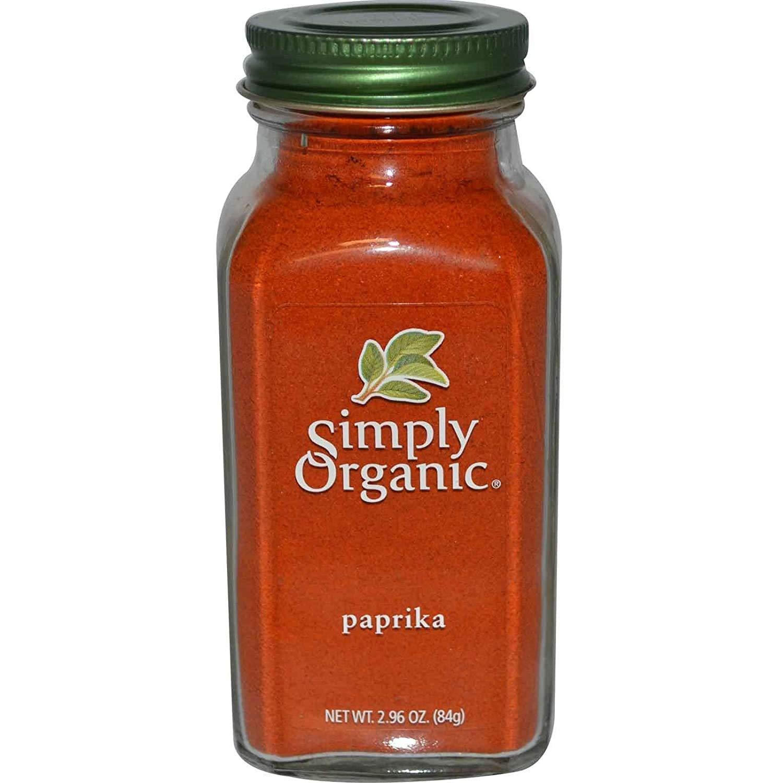Simply Organic Max 68% OFF Paprika 2.96 oz Luxury goods 84 g
