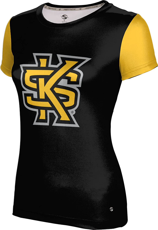 ProSphere Kennesaw State University Girls' Performance T-Shirt (Crisscross)