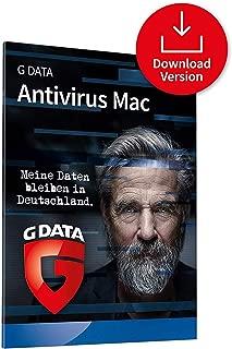 G DATA Antivirus für Mac OS X - 1PC / 1 Jahr [Download]