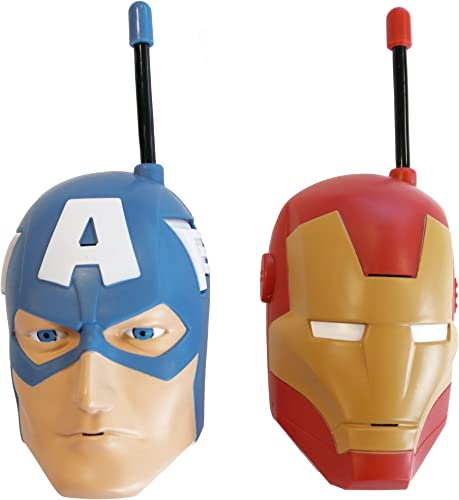 2 Talkie Walkie Avengers - taille - Taille Unique - 234370