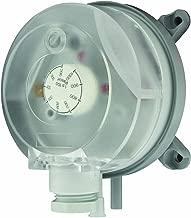 Dwyer Series ADPS HVAC Adjustable Differential Pressure Switch, Set Point Range 2.00 to 10.00
