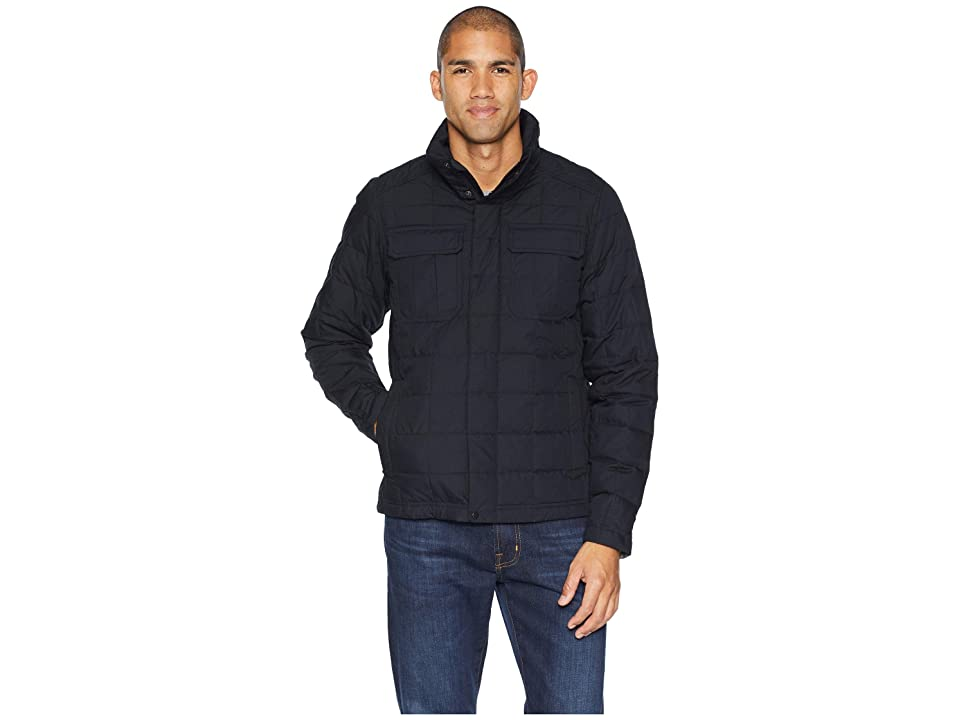NAU Utility Down Jacket (Caviar) Men