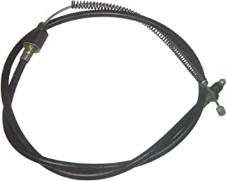 Wagner BC128641 Premium Parking Brake Cable, Rear Left