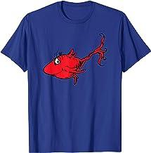 Dr. Seuss Red Fish T-shirt