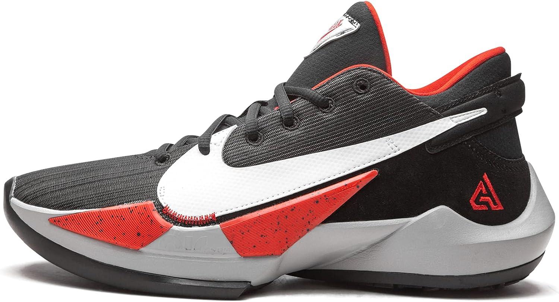 Nike 送料無料お手入れ要らず Men's 直営限定アウトレット Shoes Zoom Freak Cement White 2 CK5424-100