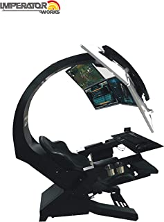 IW-320 IMPERATORWORKS Gaming Chair, Computer Chair for Office and Home; for Triple Monitors