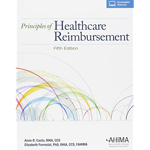 Principles Of Healthcare Reimbursement 9781584264347 Medicine