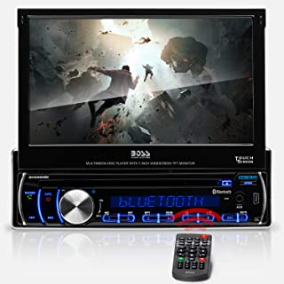 BOSS Audio Systems BV9986BI Car DVD Player - Single Din,...