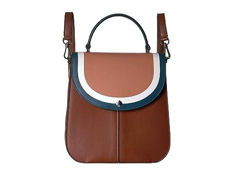 Kate Spade New York Andi Stripe Medium Convertible Backpack