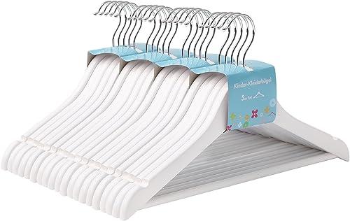 Racks /únicos de 5 Capas Bufanda Multifuncional Corbata Armario Percha Rack Pantalones de Deslizamiento Percha Percha de Ropa Blanco
