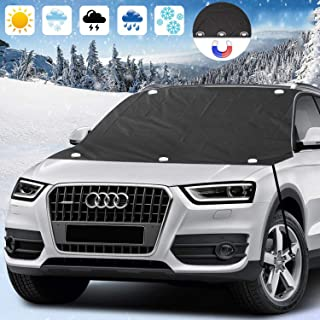 120cm per Automobili SUV Camion FEZZ Protezione Parabrezza Magnetico Antighiaccio Auto Anti Neve UV Gelo Parasole Protettore 210