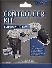 Playstation 220638 Venom Controleur Kit Voor Ps4, Zwart (Ps4)
