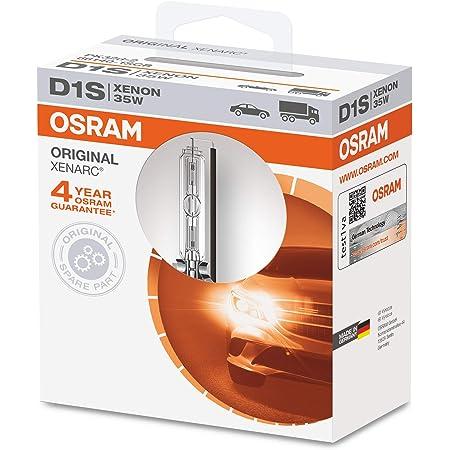 Osram Xenarc Original D1s Hid Xenon Brenner Entladungslampe Erstausrüsterqualität Oem 66140 1scb Softcover Box 1 Lampe Auto