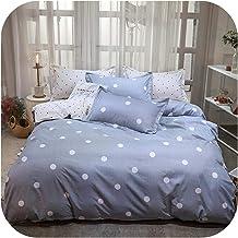 Bed Linen Bedding Set Black Duvet Cover Flat Sheet Pillowcase Quilt Cover Full Queen King Size 3/4Pcs Bedclothes-Jifouryk1...