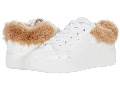 Steve Madden Brenner Sneaker (White Multi) Women