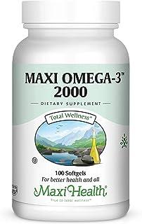 Maxi Health Omega-3 Fatty Acids