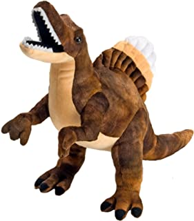 Wild Republic Spinosaurus Plush, Dinosaur Stuffed Animal, Plush Toy, Gifts for Kids, Dinosauria 10 Inches