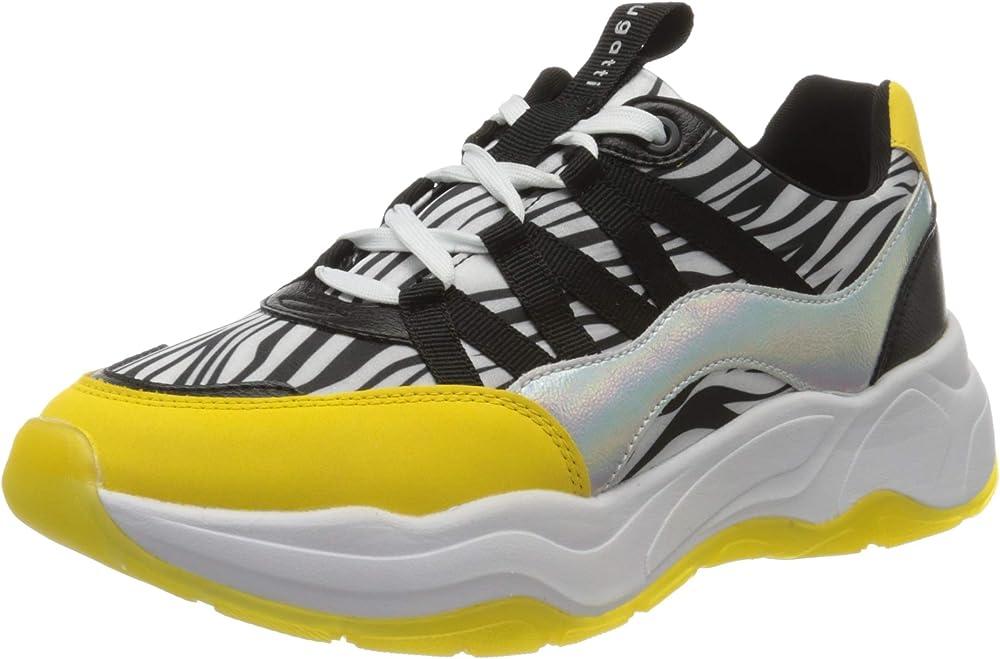 Bugatti,scarpe sneakers per donna,in ecopelle 432787015950